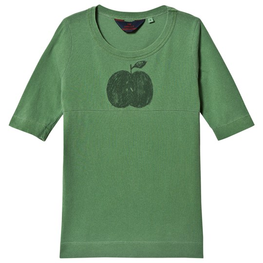 The Animals Observatory Fly Dress Green Apple Green Apple