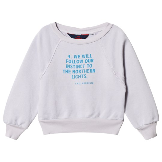 The Animals Observatory Shark Sweatshirt Lavand Manifesto LAVAND MANIFESTO