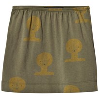 The Animals Observatory Kitten Skirt Military Green Tao B MILITARY GREEN TAO BUSTS