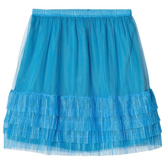 The Animals Observatory Rabbit Skirt Electric Blue Electric Blue