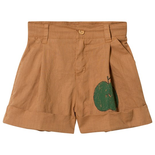 The Animals Observatory Monkey Bermudashorts Brown Apple BROWN APPLE