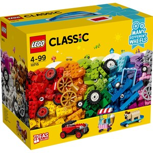 Image of LEGO Classic 10715 LEGO® Classic Bricks on a Roll (3065505885)