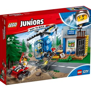 Image of LEGO Juniors 10751 LEGO® Juniors Mountain Police Chase (3149048669)