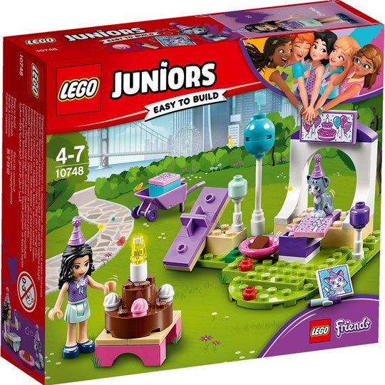 LEGO Juniors 10748 LEGO® Juniors Emma´s Pet Party Red