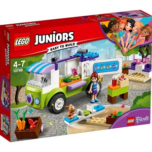 Image of LEGO Juniors 10749 LEGO® Juniors Mia´s Organic Food Market (2946006583)
