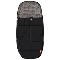 Diono Footmuff All Weather Black Sort
