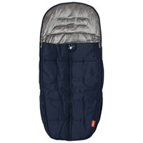 Diono Foot Muff All Weather Navy marinblå