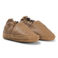 Melton Leather Shoes Loafer Cafe au lait Cafe au lait