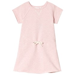 ebbe Kids Gladis Sweat Dress Pink Dazzle