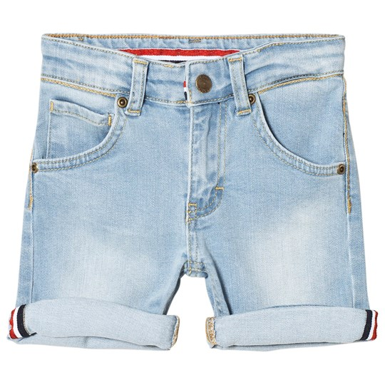 ebbe Kids Eddie Denim Shorts Light Blue Light Blue Denim