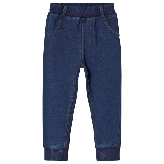 ebbe Kids Merlin Jeggings Medium Blue Stone Wash Medium blue denim stone wash