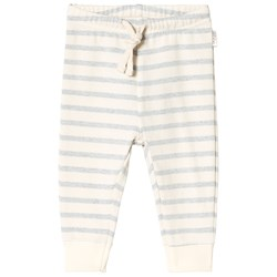 ebbe Kids Gibbon Sweat Pants Blue Fog Stripe