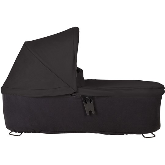 Mountain Buggy Duet Carrycot Black Black