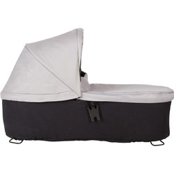 Mountain Buggy Duet Carrycot Silver