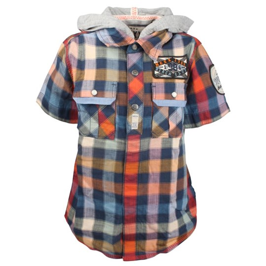Mexx Kids Boys Shirt Light Weight Multi