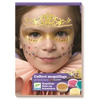 Djeco Princess Face Paint Kit Purple