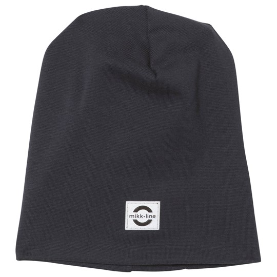 Mikk-Line Cotton Hat Blue Nights Blue Nights