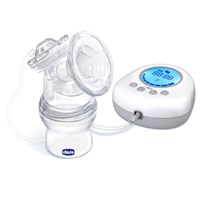 Chicco NaturallyMe electric breast pump White