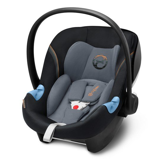 Cybex Aton M i-Size Infant Carrier Pepper Black 2018 Pepper Black