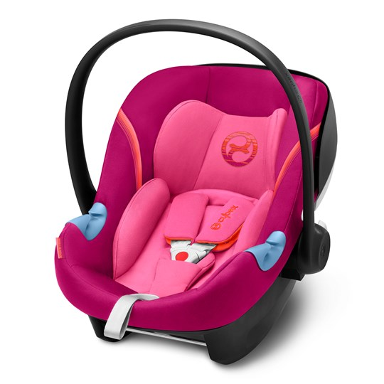 Cybex Aton M i-Size Babyskydd Passion Pink Passion Pink
