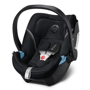 Image of Cybex Aton 5 Infant Carrier Lavastone Black 2018 (3065507459)
