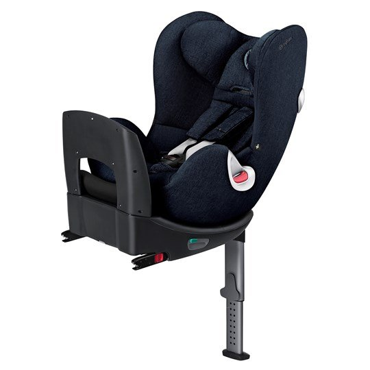 Cybex Sirona Plus Bilbarnstol Midnight Blue 2018 Midnight Blue
