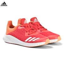 adidas Performance Red and Orange FortaRun Trainers HI-RES RED S18/FTWR WHITE/HI-RES ORANGE S18