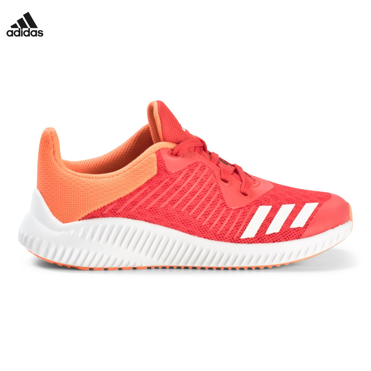 de1809a53 adidas Performance - Red and Orange FortaRun Trainers - Babyshop.dk