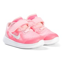 NIKE Free RN 2017 Infant Shoe Arctic Punch 602