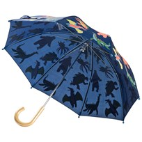 Hatley Mega Monster Umbrella Navy Navy