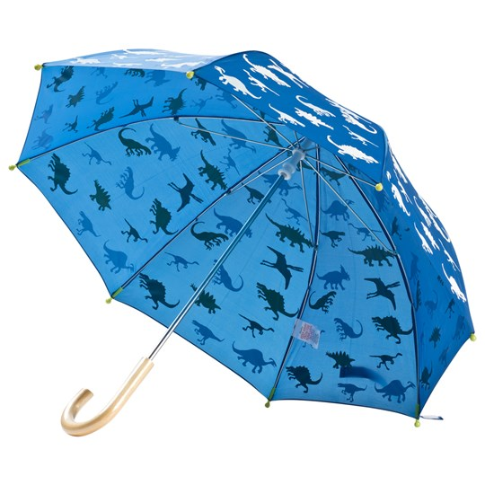 Hatley Dinosaur Menagerie Umbrella Blue Blue