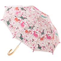 Hatley Roaming Horses Umbrella Pink Pink