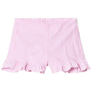 Image of Il Gufo Light Pink Frill Detail Shorts 2 years (2931857979)