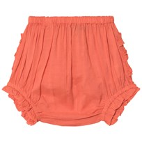 Velveteen Coral Frill Cecily Bloomers TSV