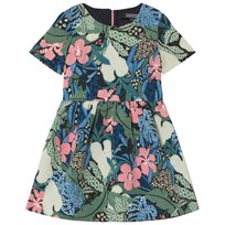 Tommy Hilfiger Multi Flower Party Dress 431