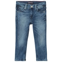 Tommy Hilfiger Simon Skinny Jeans Mid Wash 911