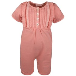 Noa Noa Miniature Baby Jumpsuit SS Dusty Pink