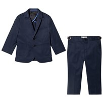 Stella McCartney Kids Navy Teddy Suit 4100