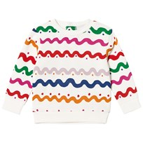 Stella McCartney Kids Wiggle Betty Tröja Multifärg 9577