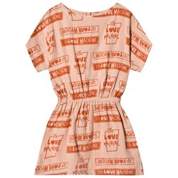 Wynken Love Machine Dress Coral