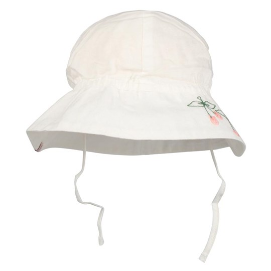 Noa Noa Miniature Hat Chalk White