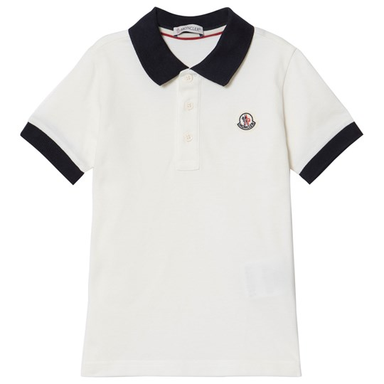 Moncler Short sleeved Jersey Polo