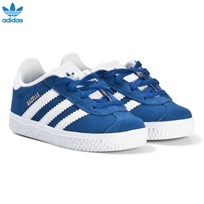 adidas Originals Blue Gazelle Infants Trainers COLLEGIATE ROYAL/FTWR WHITE/FTWR WHITE