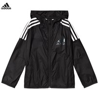 adidas Performance Black Lightweight Jacket BLACK/CARBON S18