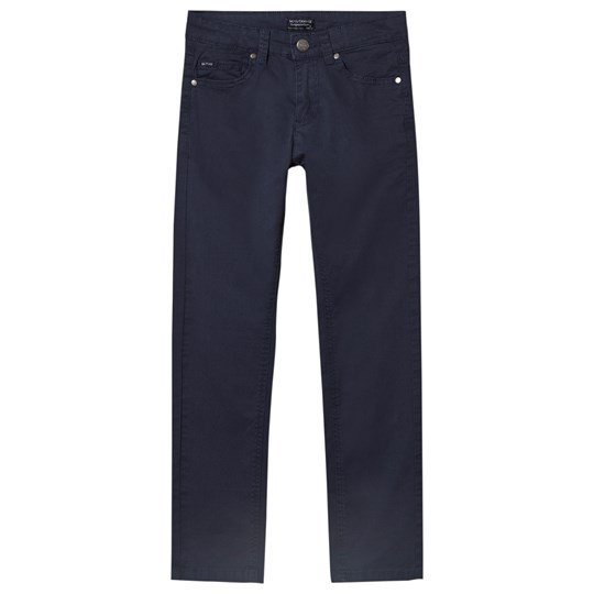 Mayoral Chino Trousers Navy 15