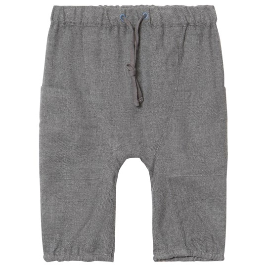 Noa Noa Miniature Long Trousers Grey Melange Grey Melange
