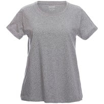 Boob The-Shirt Grey Melange Grey Melange