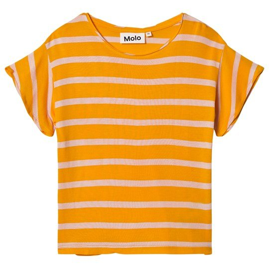 Molo Rakin T-Shirt Sunshine Stripe Sunshine Stripe