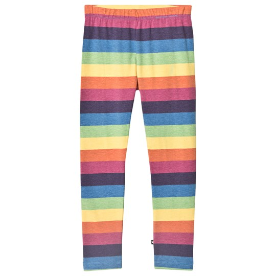 Molo Nevada Leggings Regnbågsrandigt Rainbow Stripe