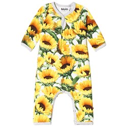 Molo Fiona One-Piece Jersey Sunflower Fields